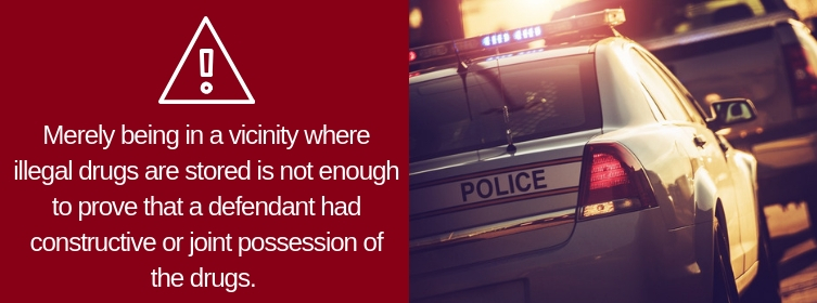 Possession Laws